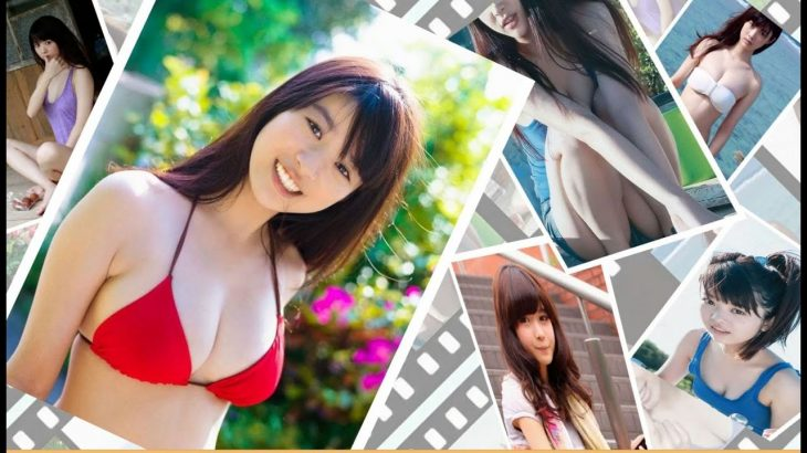 【注目美女】馬場ふみか セクシー&水着 スライドショー part1