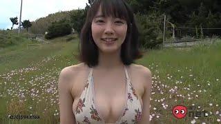 吉岡里帆 花柄