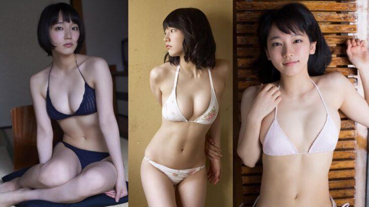 吉岡里帆 #01 セクシーグラビア画像集。水着姿や下着姿などのエロいショットを掲載!巨乳おっぱいの胸チラ谷間も披露!riho yoshioka
