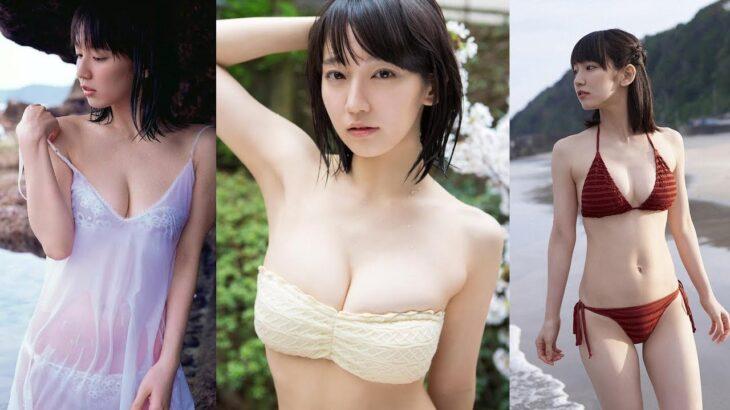 吉岡里帆 #02 セクシーグラビア画像集。水着姿や下着姿などのエロいショットを掲載!巨乳おっぱいの胸チラ谷間も披露!riho yoshioka